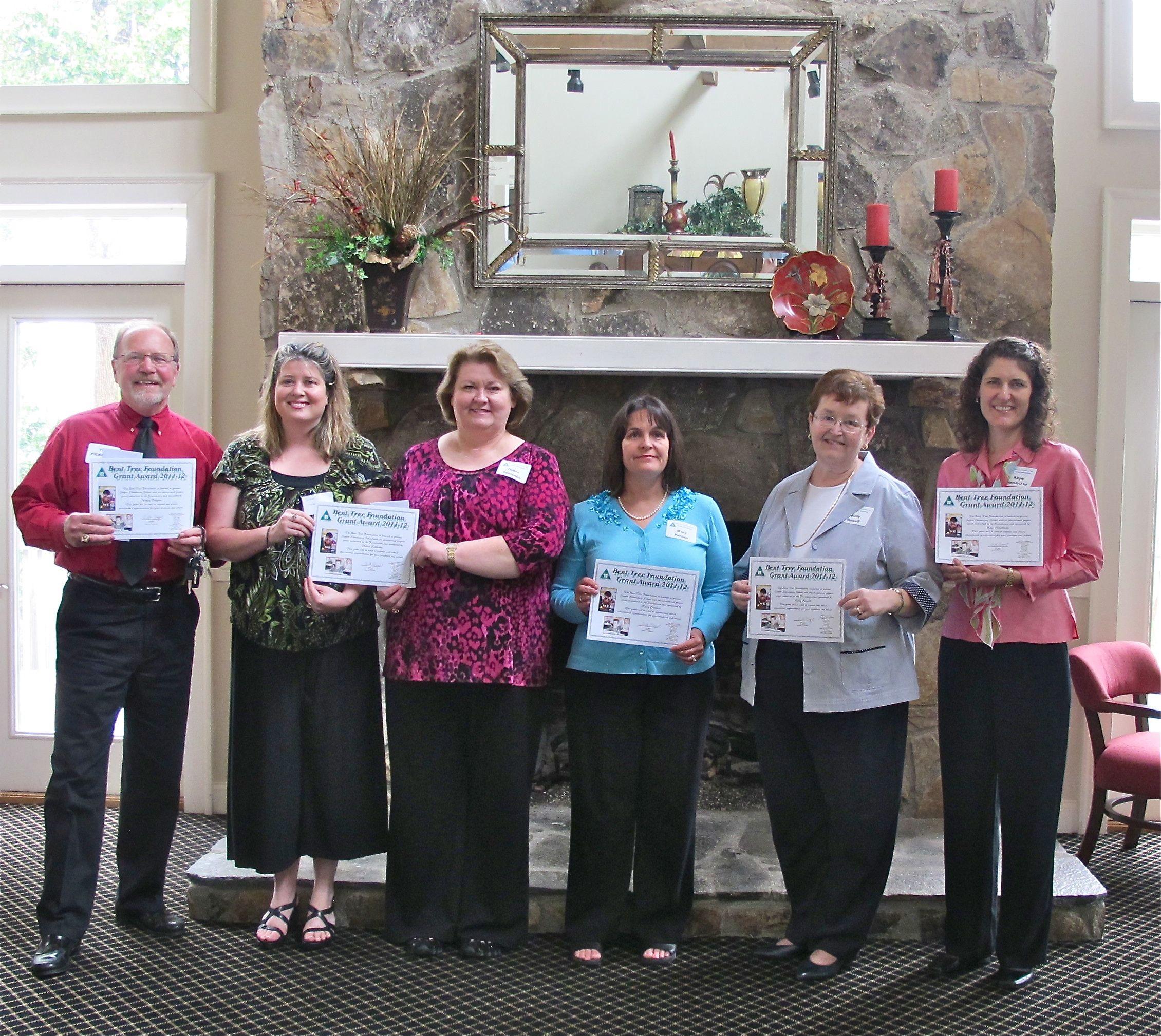 2011 Scholarship/Grant Reception - Bent Tree Foundation